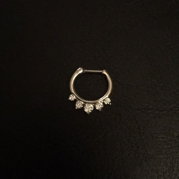 Jewelry Lotus Co Septum Clicker Poshmark